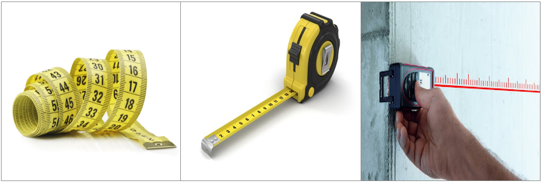 Pros and Cons of 3 Most Common Measuring Devices and Bagel Digital Measuring Device